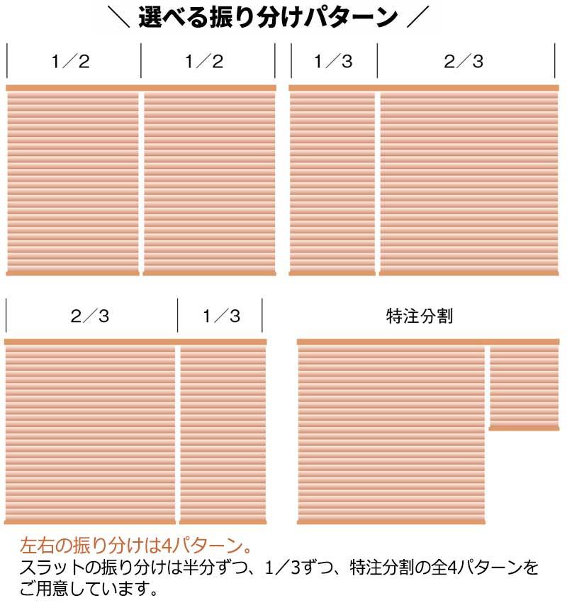 セパレートタイプ 左右別々昇降 掃き出し窓 出入りの多い窓に最適