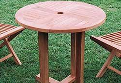 丸テーブル0808 (20705)