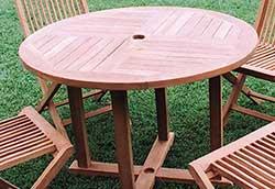 丸テーブル1010 (20707)