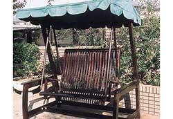 デラックススイングラブベンチ (20805)
