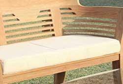 ロマンティックベンチ 座板クッション (28605)