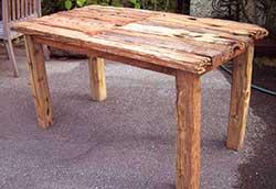 流木テーブル (35251)