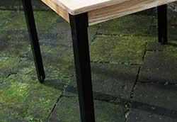 コンビネーションテーブル アイアン2型脚70(4本入) (38654)