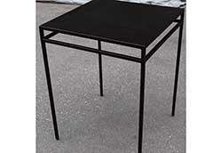 アイアンスクエアテーブル55 (38680)