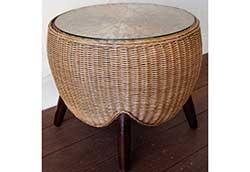 ロタンサイドテーブル (41602)