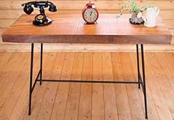 無垢板テーブル (34282)