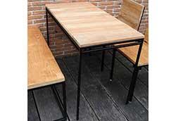 アイアンウッドテーブル1050 (34272)