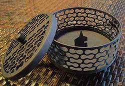 蚊取り線香BOX 丸型 (12250)