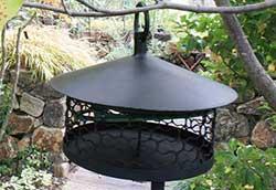 蚊取り線香BOX 傘付き丸型 (12254)